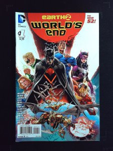 Earth 2: World's End #1 (2014)
