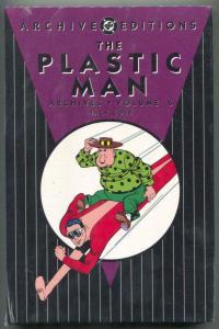 Plastic Man Archive Edition Volume 6 hardcover