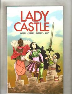 Lady Castle Boom Studios TPB Graphic Novel Comic Book Dawson Woods Farrow J102