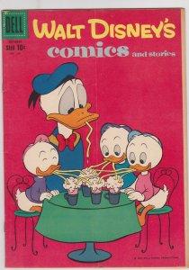 Walt Disney Comics and Stories #229