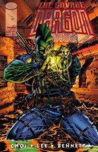 Savage Dragon (1993 series) #13, NM- (Stock photo)