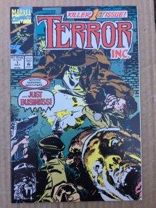 Terror Inc. #1 (1992)