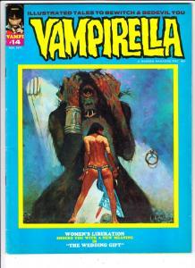 Vampirella Magazine #14 (Nov-71) VF/NM High-Grade Vampirella