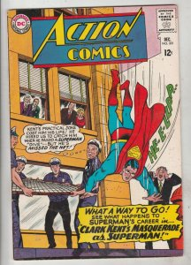 Action Comics #331 (Dec-65) VF/NM High-Grade Superman