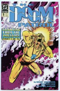 Doom Patrol 19 Feb 1989 NM- (9.2)