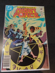 Night Force #2, DC Comics 1982