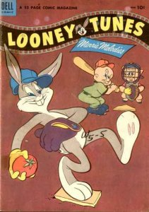 Looney Tunes and Merrie Melodies Comics #152, Fine (Stock photo)