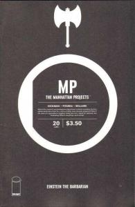 Manhattan Projects #20, NM (Stock photo)
