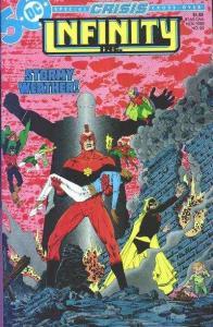 Infinity Inc. (1984 series) #20, NM + (Stock photo)