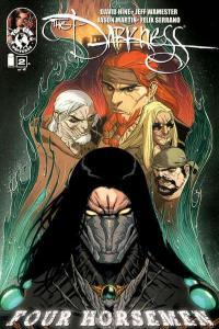 Darkness: Four Horsemen #2, VF+ (Stock photo)