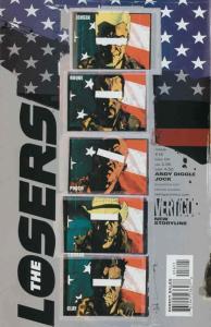 Losers, The #16 VF/NM; DC/Vertigo | save on shipping - details inside