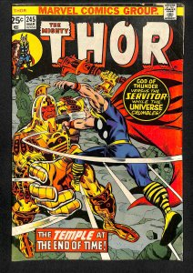 Thor #245 (1976)