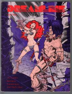 Dreamline 3/1982-Red Sonja-Tony Frutti-Murray Ward-Joel Staton-FN