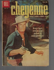 Cheyenne #12 (Dell, 1957)