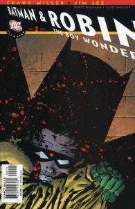 All Star Batman And Robin, the Boy Wonder #2 VF; DC   save on shipping - details