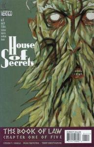 House of Secrets (1996 series) #11, NM (Stock photo)