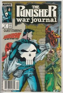 Punisher, the War Journel #2 (Feb-07) VF/NM High-Grade The Punisher