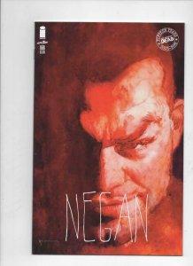WALKING DEAD #186 NM Zombies, Horror, Fear, Kirkman, 2003 2018, Negan Variant