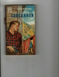 3 Books Concannon It Takes a Thief Appointment in Cairo Dr. Kildare Mystery JK24