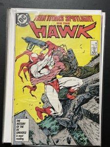 Teen Titans Spotlight #8 (1987)