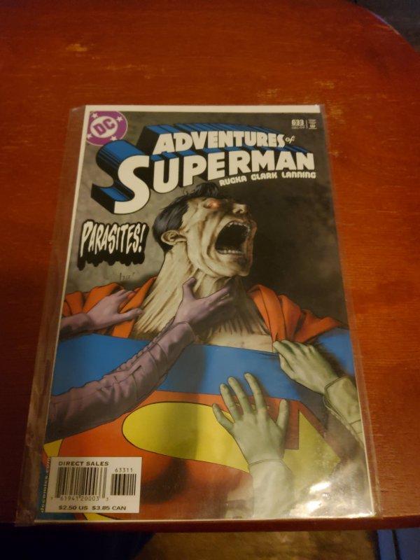 Adventures of Superman #633 (2004)