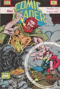 Comic Reader, The #171 FN; Street Enterprises | save on shipping - details insid