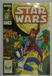 Star Wars #82 - 8.5 VFF - 1984