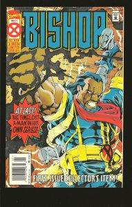 Marvel Comics Bishop Vol 1 No 1 December 1994