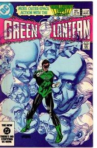 Green Lantern #167 (1960 v2) Gil Kane Hal Jordan NM-