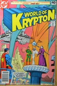 World of Krypton #1 (1979) VF+