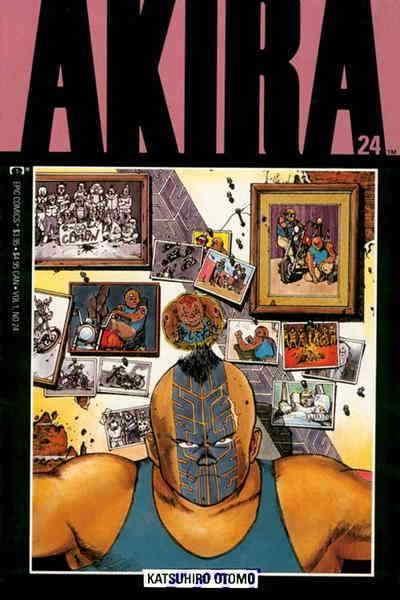 Akira #24 VF; Epic | save on shipping - details inside
