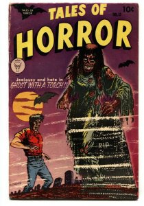 Tales Of Horror #13 Ghoul cover-1954- Pre-code horror- last issue