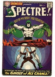 SHOWCASE #64 1966-SPECTRE-DC COMIC-MURPHY ANDERSON ART VG+