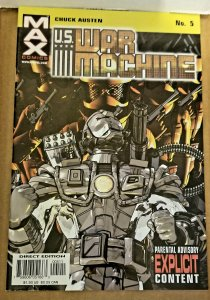 US War Machine #5