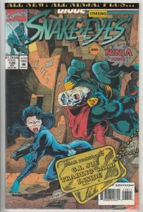 G.I. Joe #138 (Jul-93) NM/MT Super-High-Grade G.I. Joe