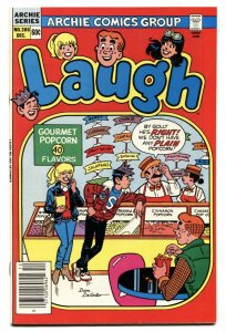 Laugh #380 1983 Cheryl Blossom Archie comic NM-