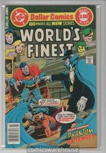 WORLD'S FINEST (1941 DC) #249 VF+ -04278