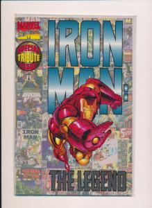 IRON MAN the Legend, Tribute Issue  ~ Marvel Comics 1996 ~ NM (HX413)