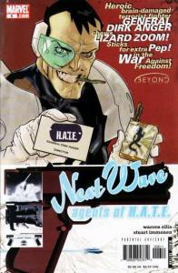 Nextwave: Agents of H.A.T.E. #6, NM- (Stock photo)