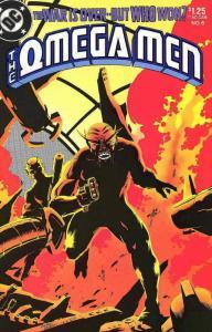 Omega Men, The #6 FN; DC | save on shipping - details inside