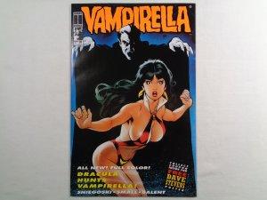 Vampirella #2 Adam Hughes Cover Harris Comics 1993