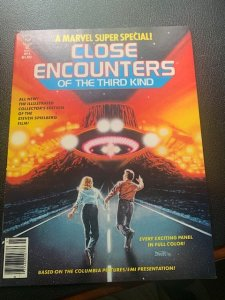 Marvel Super Special #3 Close Encounters of the Third Kind