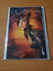 A SUPER HOT Catwoman 80th Anniversary Shannon Maer Variant Cover