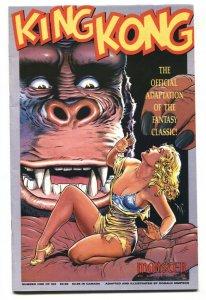 King Kong #1 1991 DAVE STEVENS GGA