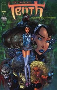 Tenth Configuration, The #1 VF/NM; Image | save on shipping - details inside