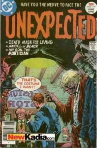 Unexpected (1967 series) #179, VG- (Stock photo)