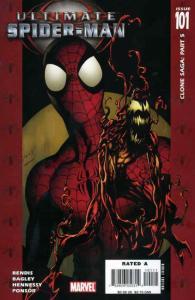 Ultimate Spider-Man #101 VF/NM; Marvel   save on shipping - details inside