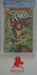Uncanny X-Men #135 - CBCS 9.6 - KEY - 1st Dark Phoenix