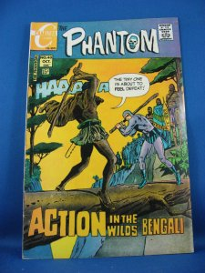 THE PHANTOM 40 Fine VF Charlton 1970