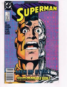 Superman #20 VF DC Comics Comic Book Jurgen JLA Aug 1991 DE24